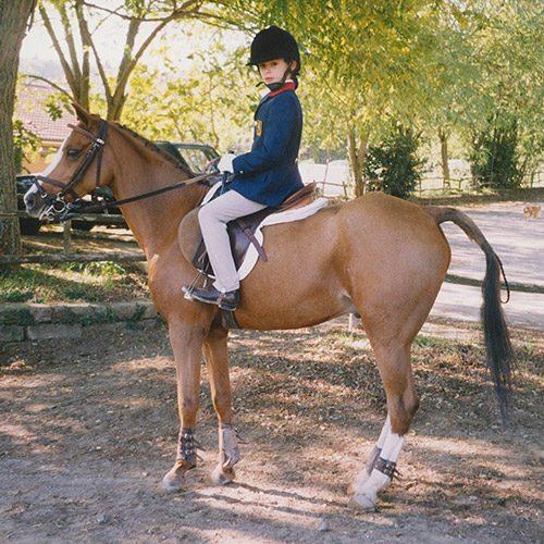 circolo equestre roma pony club